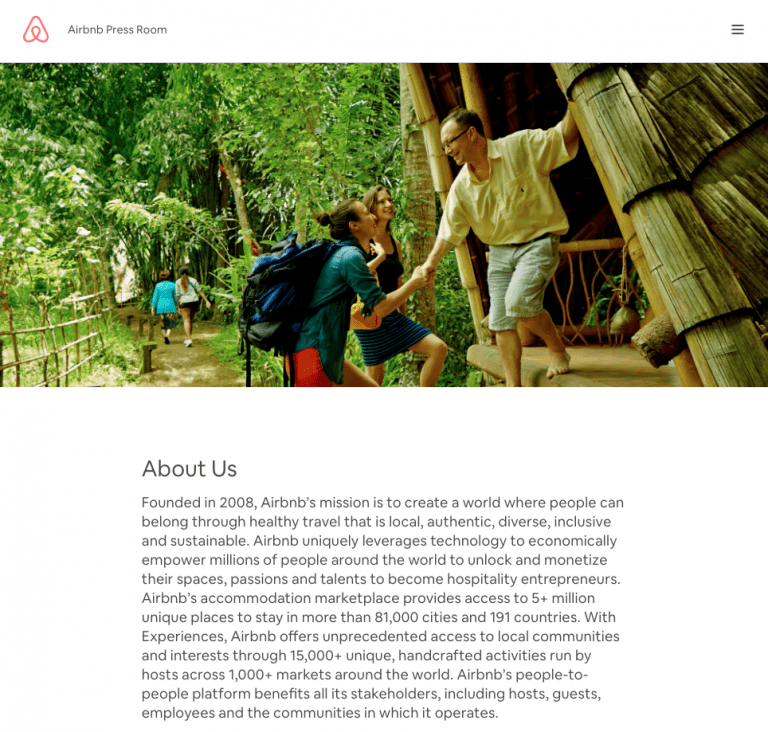 Build trust through Airbnb Years of Experience