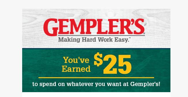 gempler's bfcm campaign