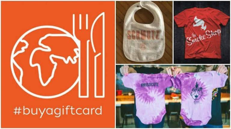 'Boston Chefs' Group Gift Cards Promotion
