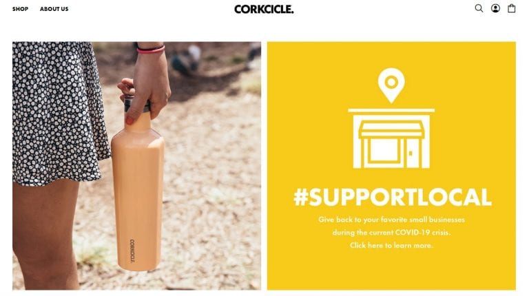 Corkcicle - maintain your relationship white your local stores