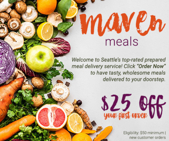 Maven Meals rewards program